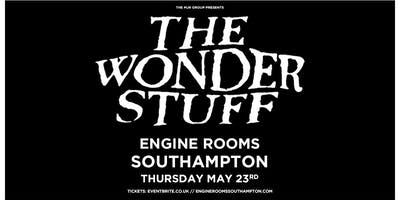 The Wonder Stuff Engine Rooms Southampton