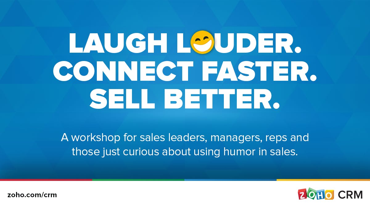 Laugh louder. Connect faster. Sell better. (Phoenix)
