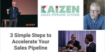 [FREE] 3 Simple Steps to Accelerate Your Sales Pipeline in 60 days
