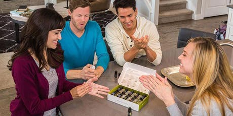 Power and Possibilities of Essential Oils (2019) tickets