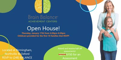 Brain Balance Open House