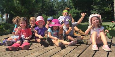 Little Farmers Summer Session 2 ~ Farm class for preschoolers