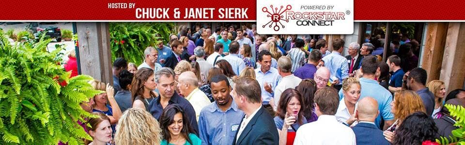 Free Central Lancaster Rockstar Connect Networking Event (February, Philadelphia)