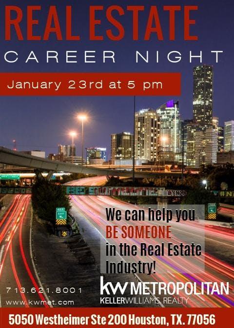 KW Metropolitan Career Night