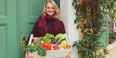 The Clean Green Kitchen - Spring Edition - VEGAN WORKSHOP -