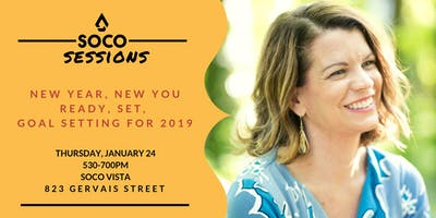 SOCO Sessions: Ready, Set, Goal Setting for 2019