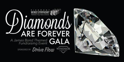Piedmont Wind Symphony's Diamonds are Forever Gala