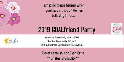 GOALfriend Party 2019