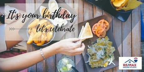 Broker Birthday Lunch-September & October Birthdays tickets