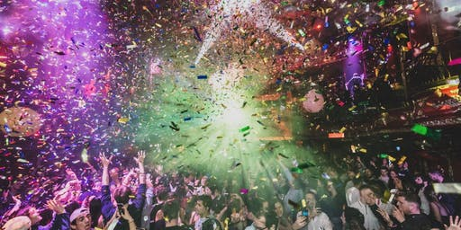 Buttoned Down Disco's 17th Birthday Party