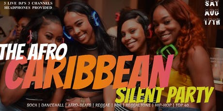 Afro-Caribbean Silent International Party  tickets