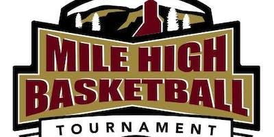 Mile High Basketball Tournament
