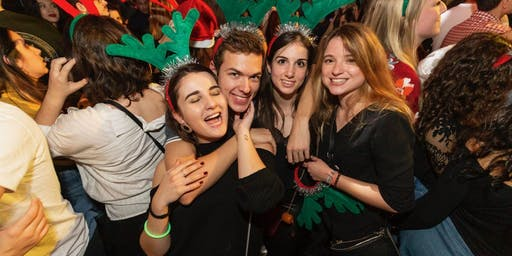 Buttoned Down Disco's Christmas Party