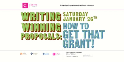 Writing Winning Proposals: How to Get That Grant!