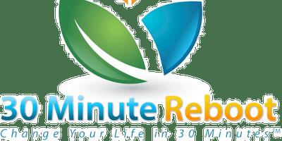 30 Minute Reboot Workshop