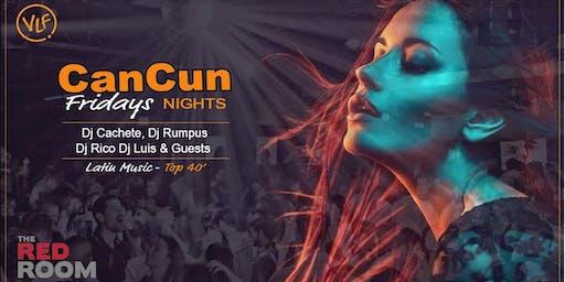 Cancun Nites : Vancouver Latin Fridays