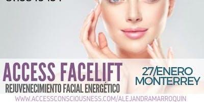 Certificación Internacional Practicante de Facelift™ Access Consciousness®