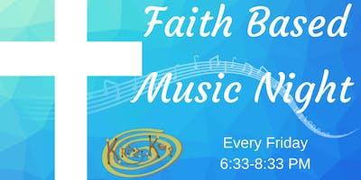Faith Based Music Night