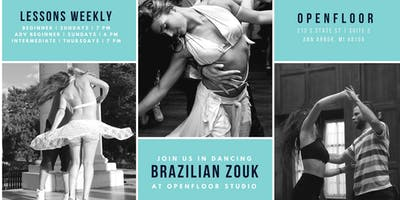 Brazilian Zouk Intermediate Head Movement Series
