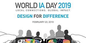 World IA Day, Design for Difference