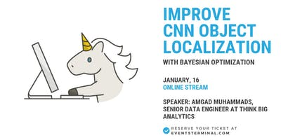 LIVESTREAM: Improve CNN Object Localization with Bayesian Optimization