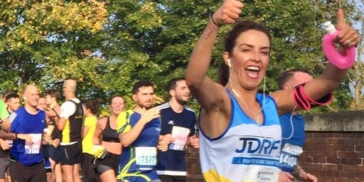 Manchester Half Marathon 2019