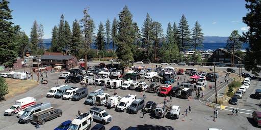2nd Annual Adventure Van Expo Lake Tahoe