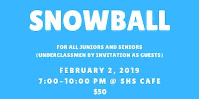 SPARTA HIGH SCHOOL SNOW BALL