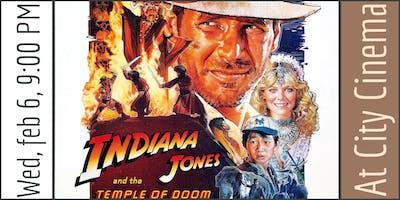 Film Screening: Indiana Jones and the Temple of Doom (Spielberg, 1984)