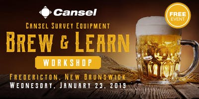 Cansel Fredericton Winter 2019 Brew & Learn Workshop
