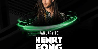 Henry Fong at Temple Free Guestlist - 1/18/2019