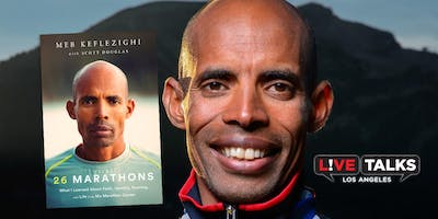 An Evening with Olympian Meb Keflezghi