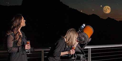 Cocktails Under the Cosmos