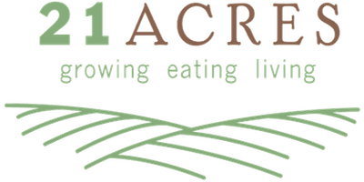 21 Acres: Pizza Organica Summer Camp (August)