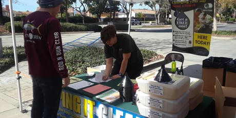 City of La Verne FREE Used Oil Filter Exchange @ AutoZone tickets