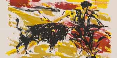Paint Like Elaine de Kooning