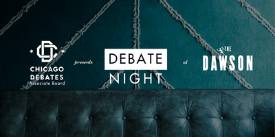 Debate Night at The Dawson