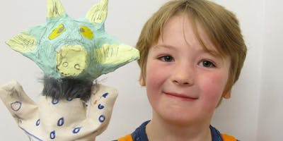 P1-P3 / All 3 Spring Puppet Workshops