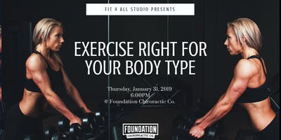Exercise Right For Your Body Type