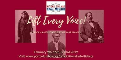 Lift Every Voice: African Americans & Civil War Navies