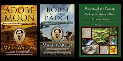 Author Mark Warren will Speak in Athens on His New Books