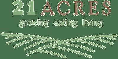 21 Acres: Garden Senses Summer Camp (July 29)