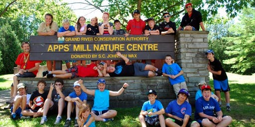 Nature Adventure Day Camps at Apps' Mill Nature Centre - Summer 2019