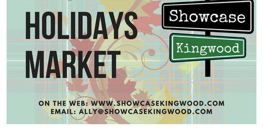 3rd Annual Fall into the Holidays Market by Showcase Kingwood