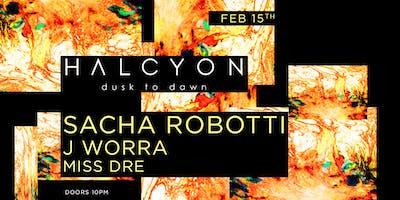 Sacha Robotti and J Worra