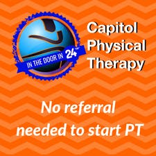 Capitol Physical Therapy  logo