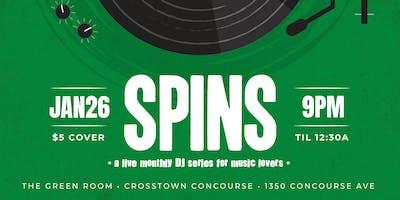 SPINS featuring DJ Houston