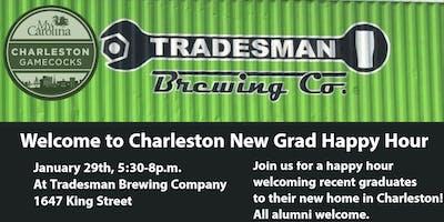 Charleston Gamecocks New Graduate Happy Hour