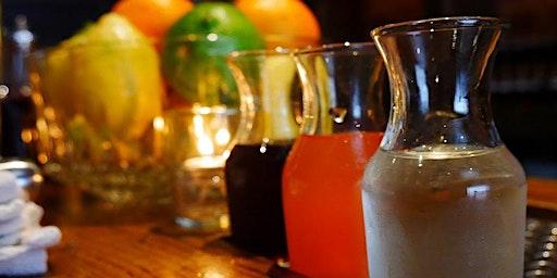 Cocktails 101 : Fundamentals of Craft Cocktails