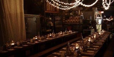 Urban Agrarian Farm To Table Dinner Series